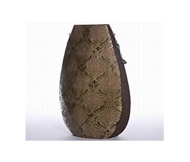 Ваза из керамики Карамель 50 см