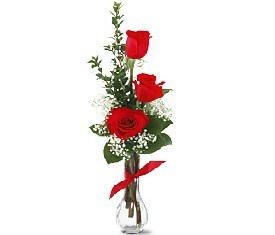 корпоративный букет роз