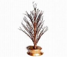 Новогоднее дерево с огнями