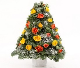 праздничная елочка
