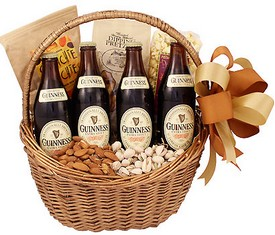 букет для мужчины со вкусом пива