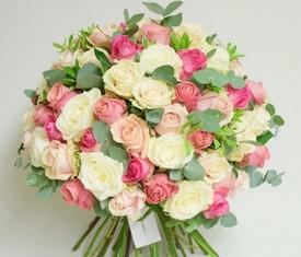 45 садовых роз купить