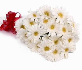 букет из цветов нежный